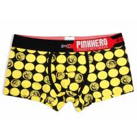 Buy cheap Antibacterial Mens Trunk Underwear Wide Waistband OEM OEDM Service product