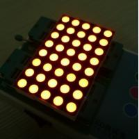Buy cheap Environmental 8x5 Dot Matrix Led Display , LED Message Display product