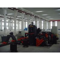 Buy cheap CNC angle drilling line with marking JNC2532 for power transmission tower product