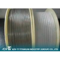 Buy cheap ERTi - 20 Titanium And Titanium Alloy Wire Welding Wire Rods AWS A5 . 16M - 2007 product