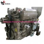 Buy cheap 4 Stroke KTA19-C600 448 KW 2100 RPM Diesel Engine Construction Machinery CCEC Cummins product