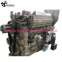 4 Stroke KTA19-C600 448 KW 2100 RPM Diesel Engine Construction Machinery CCEC Cummins