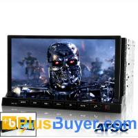 """Buy cheap Road Terminator ATSC Version - 2 DIN In Dash Car DVD Player with 7"""" Detachable Android 2.3 Tablet Panel product"""