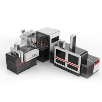 Buy cheap High Precision Automatic Positioning Machine For Rigid Box Manufacturing product