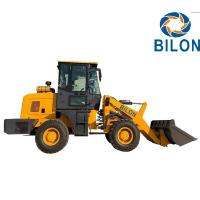 China Pilot Control Wheel Loader Machine 72KW 930 Front Wheel Loader 4 In 1 Bucket / Ripper on sale