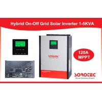 Buy cheap Pure Sine Wave Output On Grid Solar Power Inverter Built in MPPT Solar Controller from Wholesalers