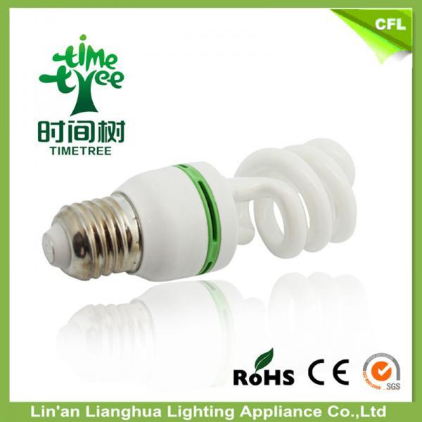 Halogen 20 Watt Spiral Energy Saving Light Bulbs , Compact ...