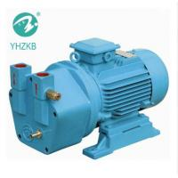 Buy cheap 5hp single stage cast iron material liquid ring vacuum pump for medical package product