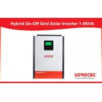 Buy cheap On Off Grid 3kva 48v solar power system inverter , MPPT Controller from Wholesalers