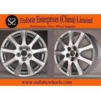 Buy cheap 16inch 15inch toyota camry wheels Aluminum WITH 5 Hole 40 ET product