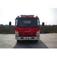 Strong Lighting Capacity Light Fire Truck 360° Rotation Angle Conveniently