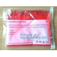 Buy cheap on-toxic plastic material gel ice pack, Refrigerated cooler bags, ice eutectic gel bag for fresh food and beverage, GEL product