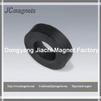 Buy cheap 30X16X8,Ceramic Magnets C8,  Hard Ferrite ring Magnets Y30BH product