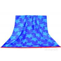 Buy cheap Extra Large Beach Towels 100*180cm , Personalized Swim Towels AZO Free product