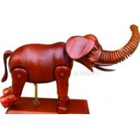 Buy cheap ECS18156, Elephant Manikin, Animal Manikin, Wooden Elephant Manikin, Wooden Manikin product