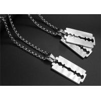 Buy cheap Unique Religious Stainless Steel Chain Necklace For Men Daily Wear from Wholesalers