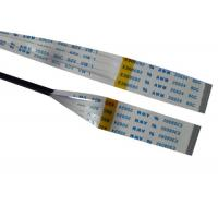 Buy cheap 28AWG 20 Pin Ribbon Cable 2.0mm Pitch  Idc Copper Connector Customized Length product