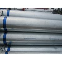 Water Pipe Structures : Customized erw astm hot dip galvanized steel pipe for