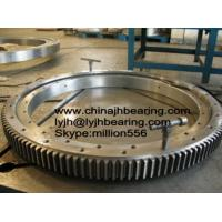 Buy cheap 061.25.1120.301.11.1523 four point contact ball slewing bearing with external gear ,1013X1278X79mm product
