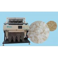 Buy cheap 2048 Pixel LED CCD Rice Color Sorter Machine , High Accurancy product