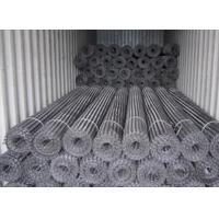Buy cheap Plastic Geogrid netting Slope Stabilisation Mesh two way stretch ISO9001 product