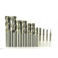 China M2ai 4 Flute End Mill Cutting Tools Wear And Tear Resistance For CNC Machine on sale
