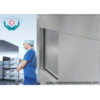 China Moist Heat Sterilization With Cross Contamination Seal Pharmaceutical Autoclave For Biohazard Process on sale