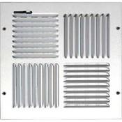 Buy cheap Round Zero Degree Linear Bar Grille product