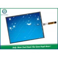 Buy cheap POS Terminal / Industrial Equipment 5 Wire Resistive Touch Screen With A Housing product