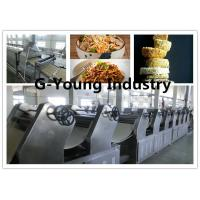 Buy cheap 200,000 Bags/Shift Fried Instant Noodles Production Line Automatic Noodles line product