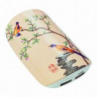 Buy cheap 6,000mAh Power Bank with China Style/Water-transfer Print/Li-polymer Battery, for Gifts, OEM/ODM product