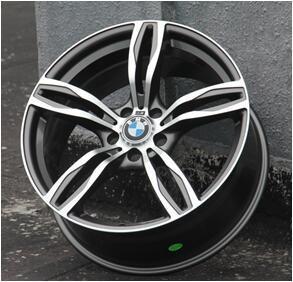 Auto aluminum wheel 5X120 wheels alloy rim best price OEM acceptable
