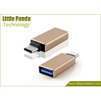 Buy cheap Newest Design USB 3.1 Type C to USB 3.0 type A OTG Data Connector USB Data Cable product