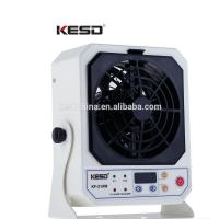 Automatic Cleaning Ionizing Air Blower Optoelectronic / Plastic Industry Usage