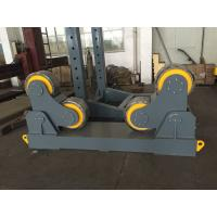 50 / 60 Hz Heavy Duty Pipe Roller Stands Drive By 3kw Motor Power