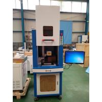 Buy cheap 50W Raycus Industrial Fiber Laser Marking Machine Air Cooling Mode product