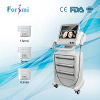 Buy cheap 2016 newest technology high intensity focused ultrasound face lift skin tightening machine product