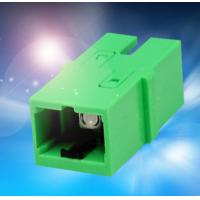 Buy cheap Fiber optic cable assembly,SCAPC UPC inner internal shutter adapter laser and ust free low loss 0.1dB product
