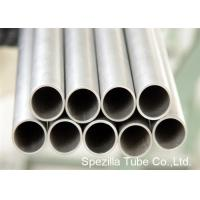Condenser Thin Wall Pipe Welded Titanium Round Tube For Medical Industry