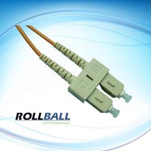Buy cheap SC to SC Singlemode Optical Fiber Patch Cords GR-326-CORE Standard product
