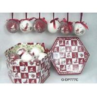 Quality Xmas Polyfoam Ball for sale