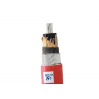 Buy cheap Underground Amoured XLPE Insulation MV Power Cable product