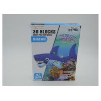 China Boys And Girls Building Blocks Educational Toys Assembly Puzzle Kit 54 Pcs on sale