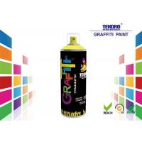 Buy cheap Various Colors Graffiti Spray Paint For Street Art And Graffiti Artist Creative Works product