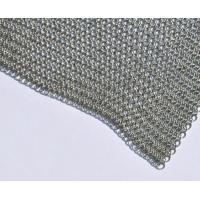 Buy cheap Slope stabilization system hot dipped galvanized steel ring mesh RXI-100/passive rock fall Debris flow mesh product