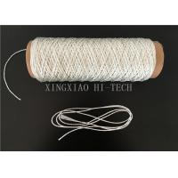 Buy cheap 550 ℃ Flame Retardant Heat Resistant Twine Rope , High Temp Rope Gasket product