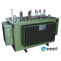 China 11 KV - 800 KVA , Oil Immersed Power Transformer , Anti - Lightning Impulse on sale