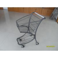 Buy cheap Free Duty Shop 40L Supermarket Shopping Carts , Airport Shopping Trolley product