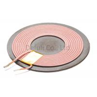 Smart Phone Qi Wireless Receiver Coil 0.08*105P Wire Dia With ISO SGS Listed