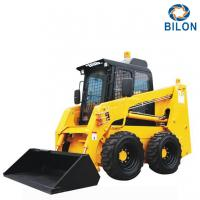 Buy cheap 0.35CBM Bucket Capacity 50HP Mini Skid Loader With CE / EPA Certification product